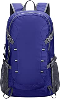 Toomett 40L Lightweight Packable Backpack Foldable Durable Waterproof Travel Hiking Daypack for Women Men