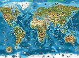 Educa Maravillas del Mundo. Puzzle de 1000 Piezas. Ref. 19022