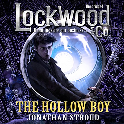 Lockwood & Co: The Hollow Boy cover art