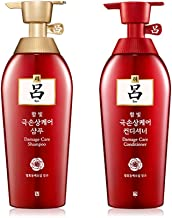 Ryoe Korean Herbal Anti Hairloss Damaged Hair Shampoo Conditioner Each 500ml