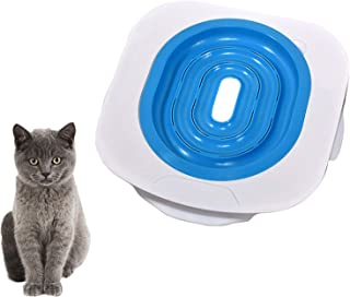 Cat Training Toilet Seat Cat Toilet Training Kit Kitten Litter Free Trainer Cat Sand Tray Mat Pet Toilet Kitty Potty