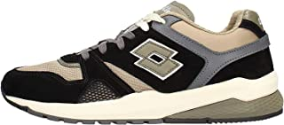 Lotto T7385MARATHONBLACK/OLIVE Dk Sneakers
