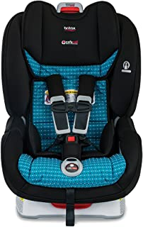 Britax Marathon ClickTight Convertible Car Seat - 1 Layer Impact Protection - Rear & Forward Facing - 5 to 65 pounds, Oasis