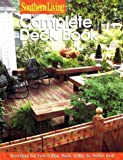 Complete Deck Book (Southern Living (Paperback Sunset))