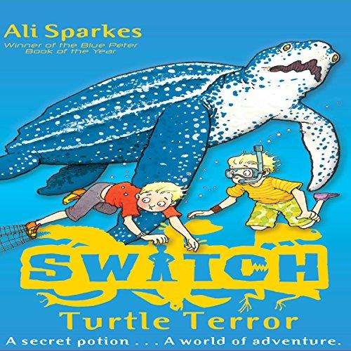 S.W.I.T.C.H.: Turtle Terror audiobook cover art