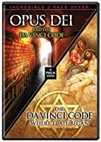 Opus Dei & Da Vinci Code: Where It All Began [DVD] [Import]