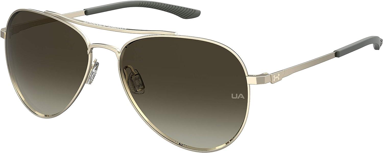 Under Armour Men's Ua 0007/G/S Pilot Sunglasses