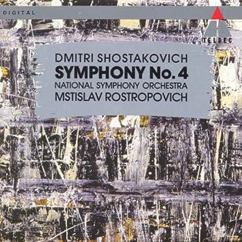 Shostakovich : Symphony No.4