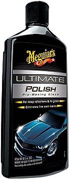 Meguiar's G19216EU Ultimate Car Polish Pre-Waxing Glaze 473ml: image