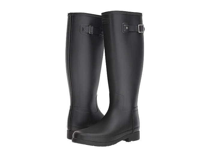 481d5889422 Original Refined Wide Calf Rain Boot Matte