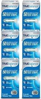 TrueBalance Test Strips Bundle Deal 300ct (6 Boxes of 50ct = 300ct Total)
