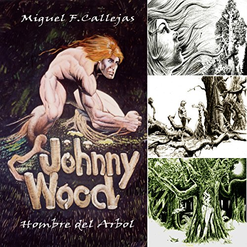 Johnny Wood (Spanish Edition) audiobook cover art