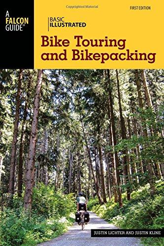 Lichter, J:  Basic Illustrated Bike Touring and Bikepacking