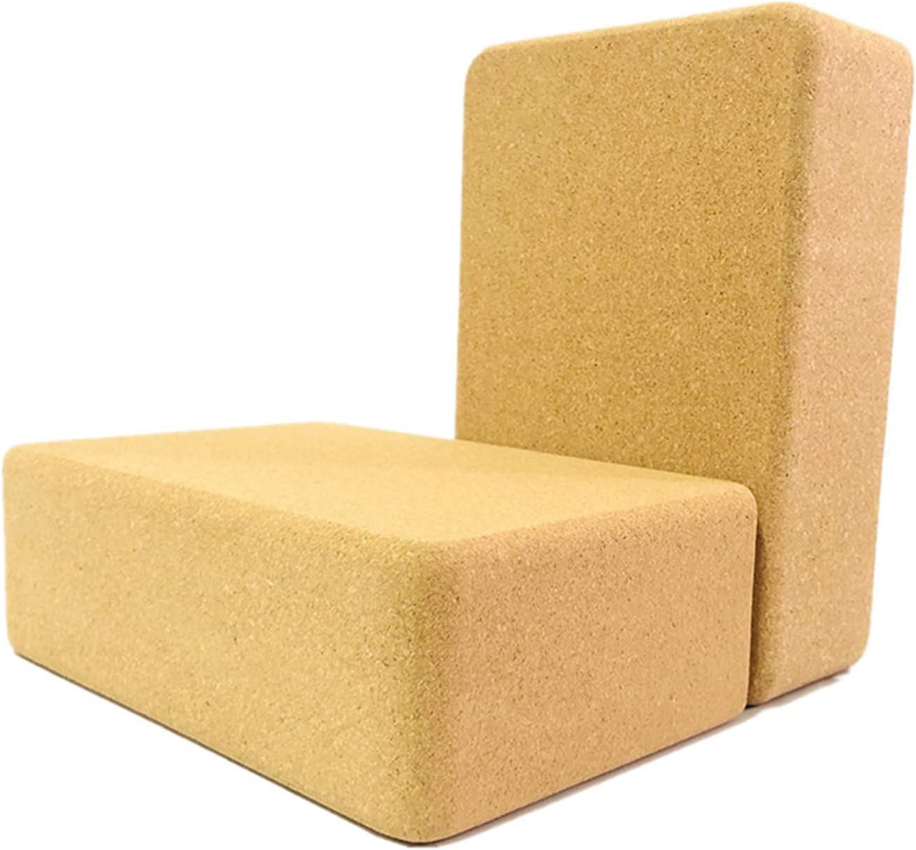 Miami Mall LEFUYAN Yoga Blocks High New popularity Density Pure Foam St Brick Improve Cork