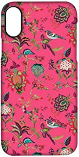 Macmerise IPCIPXPPS1516 Payal Singhal Chidiya Pink - Pro Case for iPhone X - Multicolor (Pack of1)