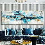 KWzEQ Arte Moderno Abstracto Pintura al óleo Carteles...