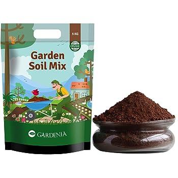 Ugaoo Organic Garden Soil Mix for Plants 5 Kg - Potting Soil
