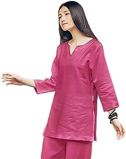 Mr. Hao Tai Chi Suit Tai Chi odzież dla kobiet, mężczyzn damski strój do medytacji Zen Tai Chi mundurek chiński kung fu od...