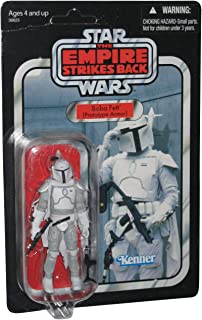 Star Wars Vintage Collection Boba Fett Prototype Armor Mail Away Exclusive Figure