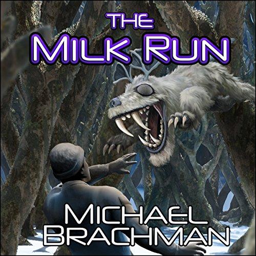 The Milk Run audiobook cover art