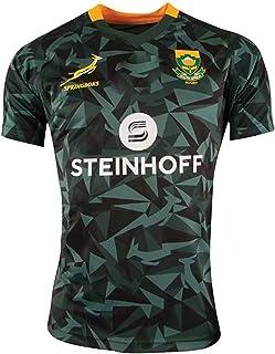 Rugby Jersey voor Zuid-Afrika Centennial Edition Rugby Jeraey-sportshirt voor heren S-3XL