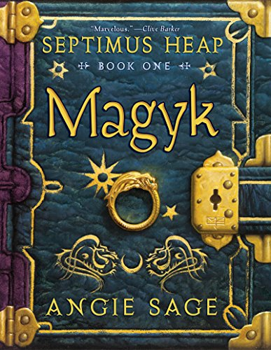 Septimus Heap: Magyk by Sage, Angie ebook deal