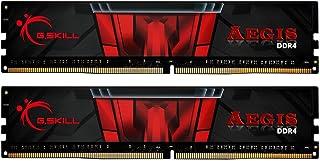 G.Skill DDR4メモリ DDR4-3200 32GBKit(16GB×2枚組)国内正規品 OVERCLOCK WORKS購入限定特典ステッカー付き F4-3200C16D-32GIS
