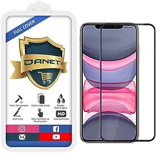 Película De Vidro Temperado 3D Full Cover Para iPhone 11 Com Tela De 6.1 - Proteção Blindada Top Premium Que Cobre Toda A ...