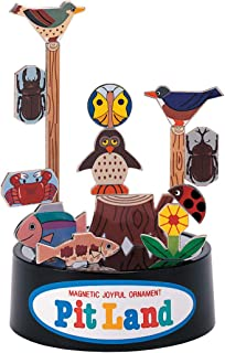 PitLand Nature Magnetic Balance 3D Puzzle Toy Imported from Japan