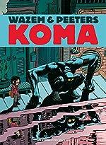 Koma intégrale couleur de WAZEM-P+PEETERS-F