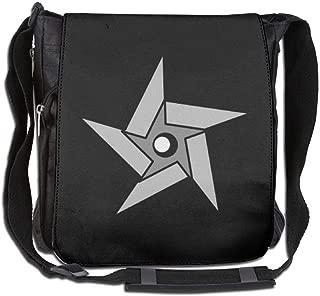 Eden Edies The Ninja Dart Unisex Crossbody Bag Messenger Shoulder Sling Postman Bags