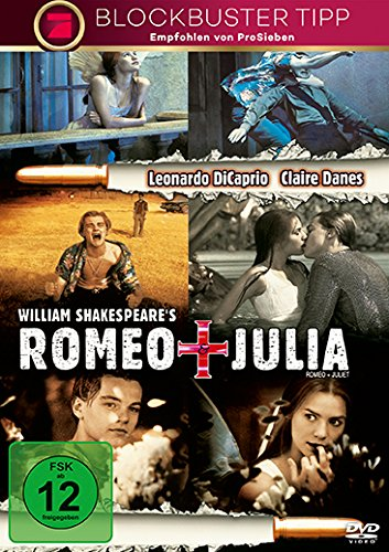 William Shakespeares Romeo und Julia [DVD]