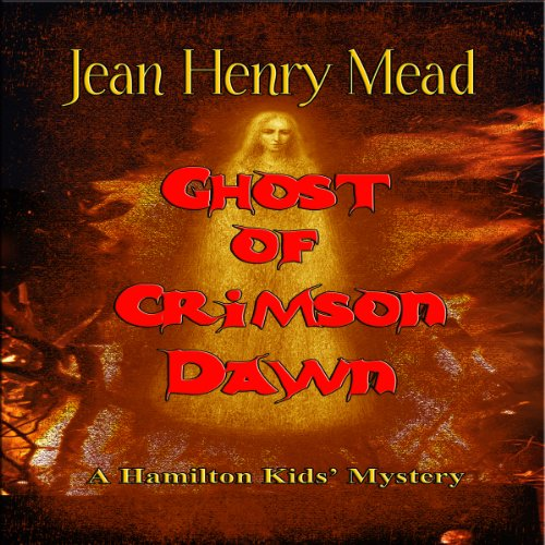 Ghost of Crimson Dawn Audiobook By Jean Henry Mead cover art