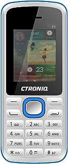 Ctroniq Force F1 Dual Sim - White