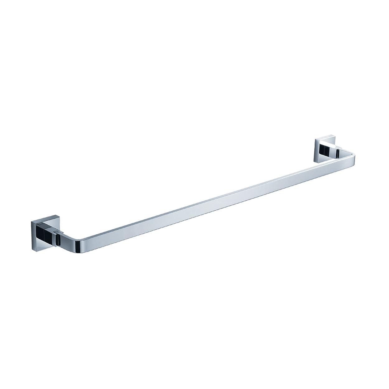 合理化おじいちゃん歴史家Kraus KEA-14437CH Aura Bathroom Accessories - Towel Bar 600mm [並行輸入品]