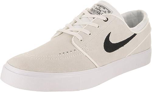 Nike SB & 039;Zoom Stefan Janoski& 039; Summit Weiß schwarz Weiß Pure Platinum. 7UK