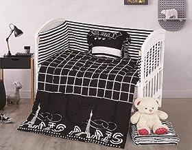 5-Piece Baby Collection Crib Bedding Set-Lucas-011