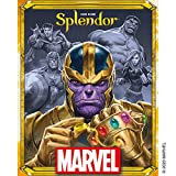 Splendor Marvel Board Game | Family Board Game | Board Game for Adults and Family | Super Heroes Strategy Game | Ages 10+ | 2 to 4 players | Average Playtime 30 minutes | Made by Space Cowboys