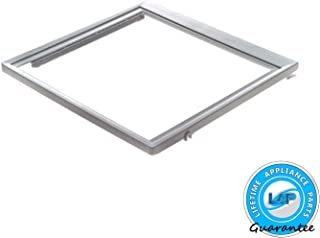Lifetime Appliance 240350903 Lower Crisper Pan Cover Compatible with Frigidaire Refrigerator