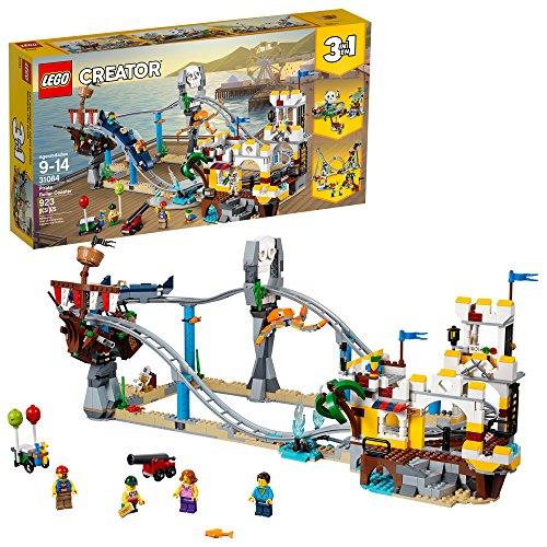 Lego Creator Montagne Russe dei pirati 31084 (923 Pezzi)
