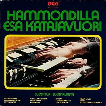 Hammondilla suosittua suomalaista 1