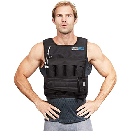Multicolor A 44lbs Body Weight Vest for Men and Women Voberry Weighted Vest Sport Weighted Vest Workout Equipment
