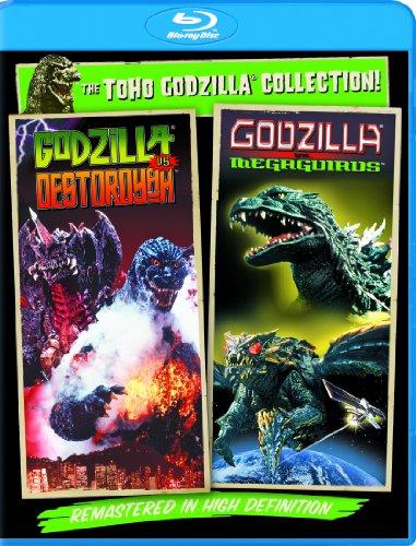 Godzilla Vs Destoroyah / Godzilla Vs Megaguirus [Blu-ray]