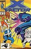 X-Factor #40 VF ; Marvel comic book