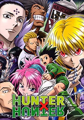 Hunter X Hunter Poster Anime Posters Manga Painting Decoration for Boys Girls Room,Unframed Version (16' x 24') (Hunter X Hunter)