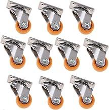 10 stuks wielen voor kruiwagens, ergonomische afmetingen, industriële uitrusting, ijzerwarentester