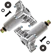 8TEN Spindle Assembly for Husqvarna Craftsman Poulan 38 Inch 42 Inch Deck CT130 LTH 100 130794 532130794 582922301 2 Pack