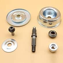 Corolado Spare Parts, Gear Box Working Head Drive Shaft Kit for Stihl Fs55 Fs85 Fs90 Fs100 Fs120 Fs120R Fs200 Fs200R Fs250 Fs250R Trimmer Brushcutter