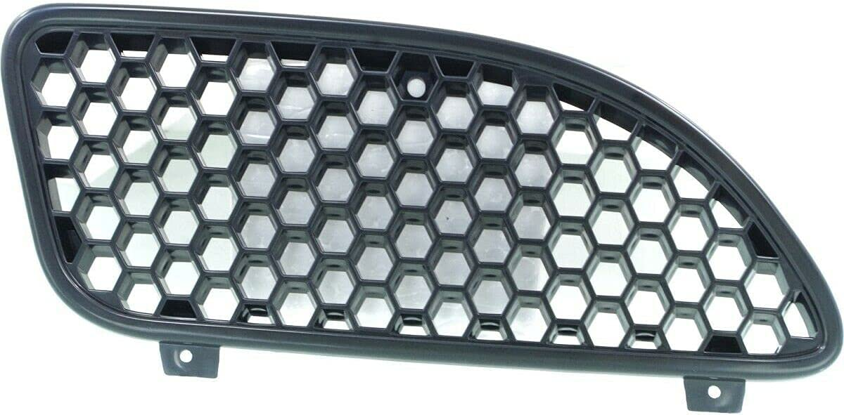 Grille Right Free shipping Hand Side Reservation Passenger with Pontiac Compatible RH Gran