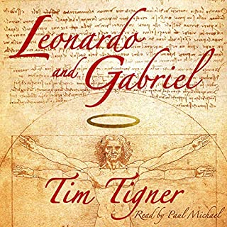Leonardo and Gabriel audiobook cover art